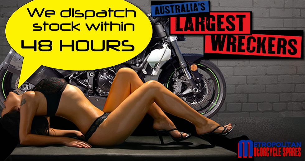 We dispatch stock within 48 hours